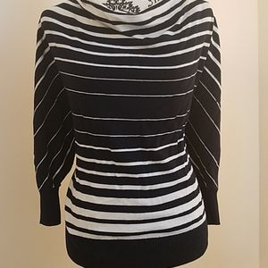 New York an Company cowl neck sweater